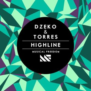 Album Highline from Dzeko & Torres