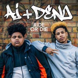 Album Ride or Die from AJ x Deno