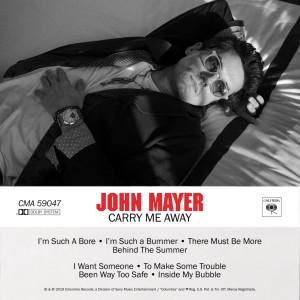 Carry Me Away dari John Mayer