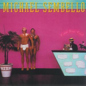 Album Bossa Nova Hotel from Michael Sembello