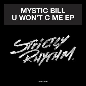 Album U Won't C Me EP from Mystic Bill