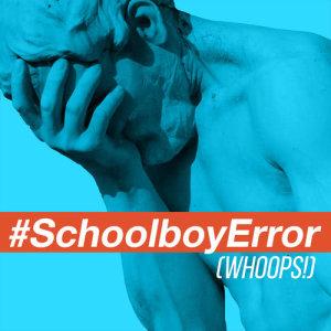 Album Schoolboy Error (Whoops!) [feat. Bayku] from Bayku