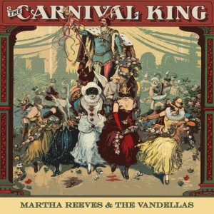 Album Carnival King from Martha Reeves & The Vandellas