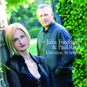 Album Unusual Suspects from Julia Fordham