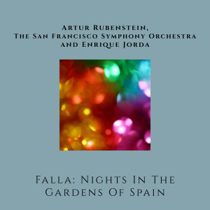 Album Falla: Nights in the Gardens of Spain from Enrique Jorda