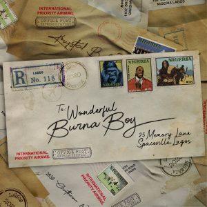 Listen to Wonderful song with lyrics from Burna Boy