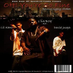 Album OH! (You're So Fine) from David Joseph