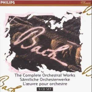 Chopin----[replace by 16381]的專輯Bach, J.S.: The Complete Orchestral Works