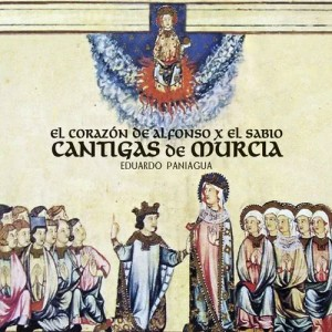 Album Cantigas de Murcia - Single from Eduardo Paniagua