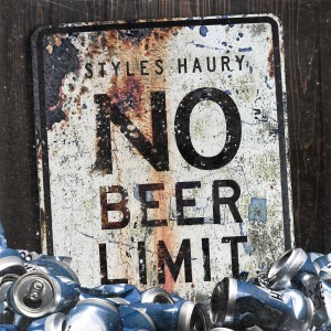 Album No Beer Limit from Styles Haury