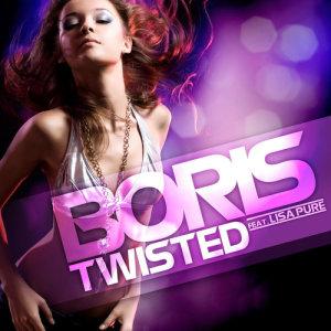 Album Twisted feat. Lisa Pure from DJ Boris
