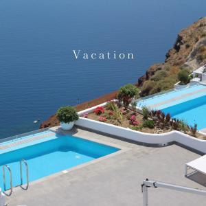 韓國羣星的專輯Vacation
