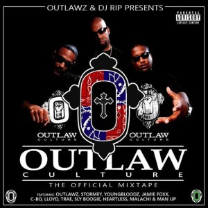 Album Outlaw Culture: The Official Mixtape from The Outlawz