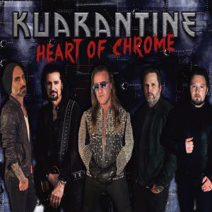 Album Heart Of Chrome (feat. Chris Jericho & Bruce Kulick) from Kuarantine