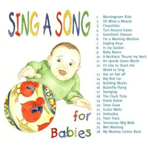 Tessarose的專輯Sing a Song for Babies