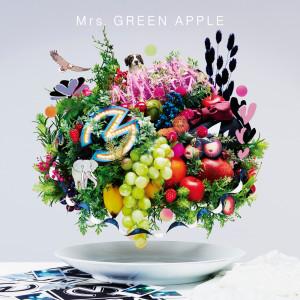 Album Stardom from Mrs. GREEN APPLE