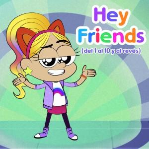 Juana的專輯Hey Friends (Del 1 Al 10 Y Al Revés)