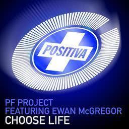 Album Choose Life from Ewan McGregor