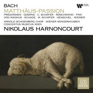 Nikolaus Harnoncourt的專輯Bach: Matthäus-Passion, BWV 244 (Recorded 2000)