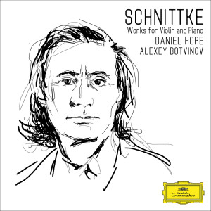 """Daniel Hope的專輯Schnittke: Tango (Arr. by Andriy Rakhmanin for Violin and Piano) (From """"Agony"""")"""