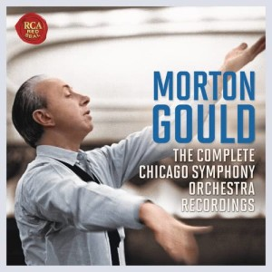 Album The Chicago Symphony Orchestra Recordings from 莫顿·古尔德