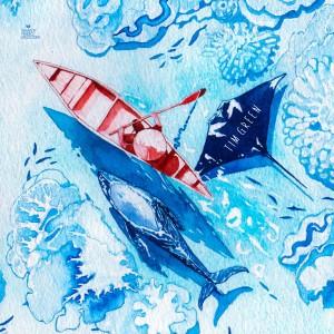 Album Sea Parade from Tim Green
