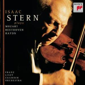 Listen to Adagio in E Major, K. 261 song with lyrics from Isaac Stern