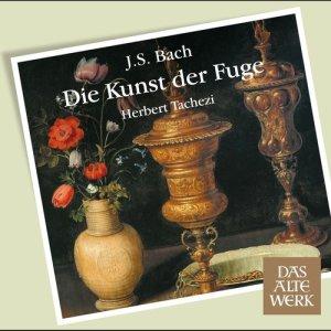 Album Bach, JS : Die Kunst der Fuge [The Art of Fugue] (DAW 50) from Herbert Tachezi