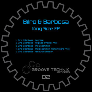 Barbosa的專輯King Size EP