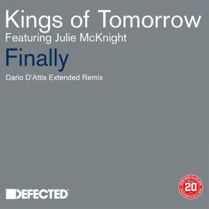 Album Finally (feat. Julie McKnight) [Dario D'Attis Extended Remix] from Julie McKnight