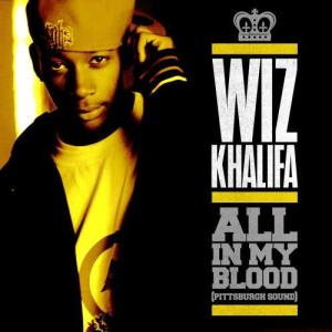Wiz Khalifa的專輯All In My Blood (Pittsburgh Sound) (Explicit)
