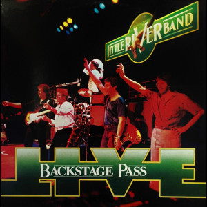 Album Backstage Pass (Live) from Little River Band