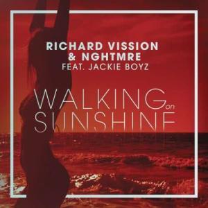 收聽Richard Vission的Walking on Sunshine (Radio Edit)歌詞歌曲