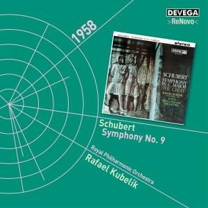 Album Schubert: Symphony No. 9 in C major, D. 944 'Great' from Rafael Kubelik