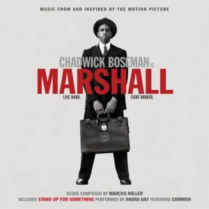 Marcus Miller的專輯Marshall (Original Motion Picture Soundtrack)