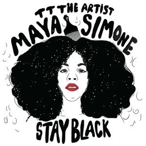 Album Stay Black from TT The ARTIST