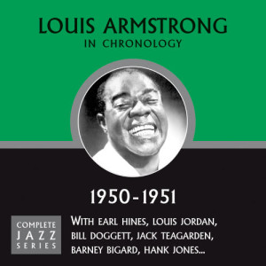 Louis Armstrong的專輯Complete Jazz Series 1950 - 1951