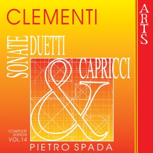 Album Clementi: Sonate, Duetti & Capricci - Vol. 14 from Pietro Spada