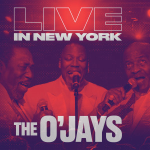 Album Live In New York from The O'Jays