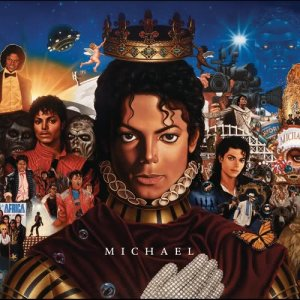 Michael Jackson的專輯Michael