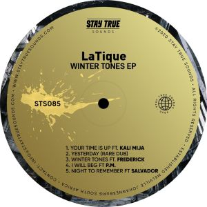 Listen to Your Tme Is Up song with lyrics from LaTique