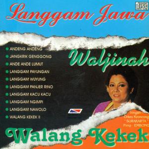 Langgam Jawa dari Waljinah