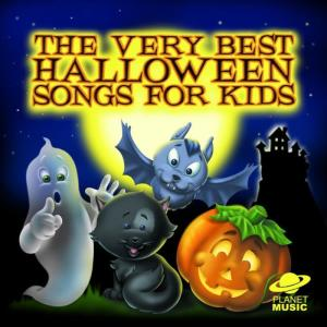 The Hit Co.的專輯The Very Best Halloween Songs for Kids