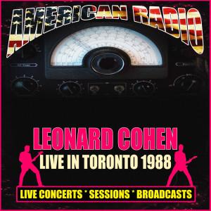 Live in Toronto 1988
