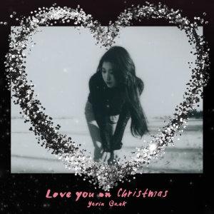 Love you on Christmas dari Baek Yerin