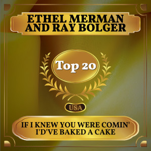 Album If I Knew You Were Comin' I'd've Baked a Cake from Ethel Merman