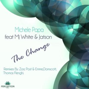 Album The Change from MJ White