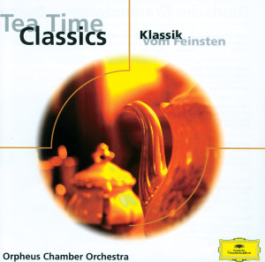 Album Tea Time Classics from Göran Söllscher