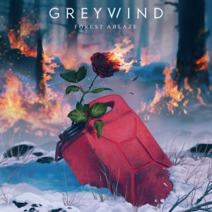 Album Forest Ablaze from Greywind
