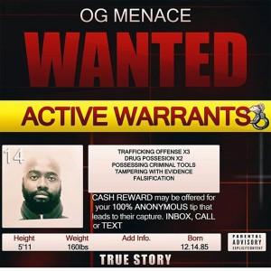 Album Wanted (Explicit) from OG Menace